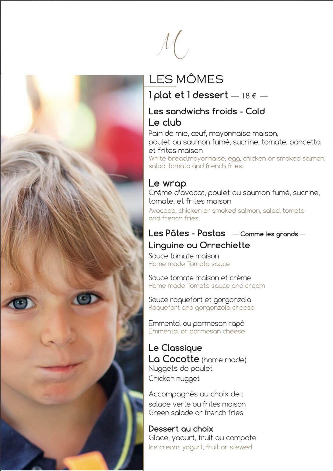 menu-enfant-restaurant